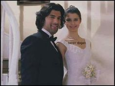 Fatmagul and Kerim wedding Turkish Beauty, Bridesmaid Dresses, Wedding Dresses, Turkish Actors, Happy Anniversary, Actors & Actresses, One Shoulder Wedding Dress, Ruffle Blouse, Couple Photos