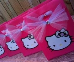 bolsas para dulces hello kitty