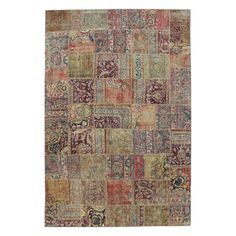 """I pinned this Dilara 5'10"""" x 8'9"""" Rug from the La Vie Boheme event at Joss and Main!"""