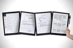 Sony Digital Paper   HiConsumption