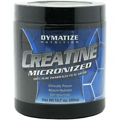 Dymatize Creatine 300 Grams Muscle Builder