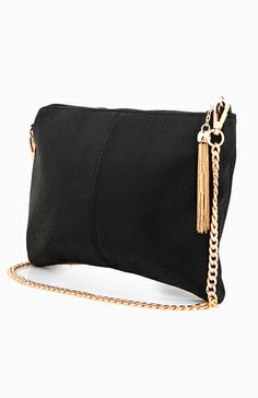 Simple Textured Tassel Clutch/Tablet Case -- Curated by ProWireless Ltd | 105-1110 Harvey Ave, Kelowna, BC V1Y 6E7 | 2504696700