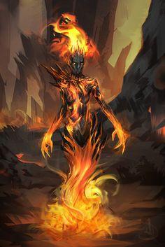 flame by h1fey.deviantart.com on @DeviantArt