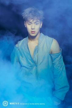 Shownu 셔누 #BeautifulBesideBrilliant leader pic! #Monsta_X #아름다워