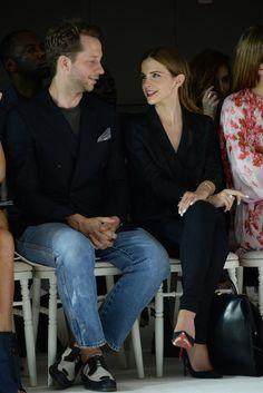 Emma Watson and Dereck Blasberg