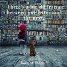 Letter letters reading ebook kindle quote Y Rain Arlender http://www.amazon.com/Y-Rain-Arlender-ebook/dp/B00LPMOOP4