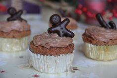 Cupcakes de Turrón de Chocolate Suchard