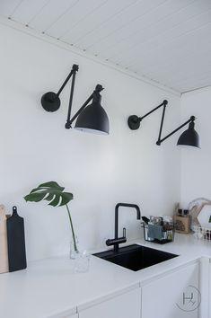 Kuvahaun tulos haulle keittiön seinävalaisin