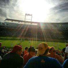 College World Series ! #baseball ... Omaha, Nebraska