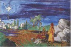Image result for πίνακες ζωγραφικής χριστούγεννα