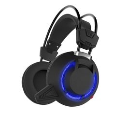 TNI's New Pro HD Quality Comfort Gaming Headset with 40MM Drivers, Double Bass, and Volume Control. Hear all the action before your enemy. This is the high-quality gaming headset designed for the prof