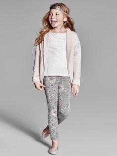 Gap girls spring outfit