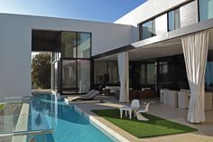 Geremia Pools & Landscaping- a contemporary pool and landscape in Norther California