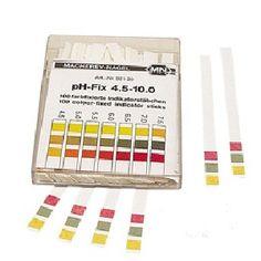 pH: Banda indicadora de pH (4,5-10). Tienda Agropecuaria: granjas, mataderos, industria alimentaria y ganadera - 3tres3, la página del Cerdo...