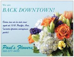 Paul's Flowers