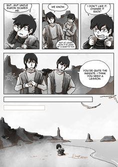 The Kraken - Page 05 by Thrumugnyr on DeviantArt