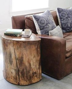 Wonderful Tree Stump Furniture Ideas Tree Stump Tables – Custom Furniture For High-End Interior Design Wonderful Tree Stump Furniture Ideas. Tree stump tables are prized for many reasons, not… Tree Stump Furniture, Trunk Furniture, Solid Wood Furniture, Furniture Design, Furniture Ideas, Cheap Furniture, Discount Furniture, Tree Stump Coffee Table, Tree Trunk Table