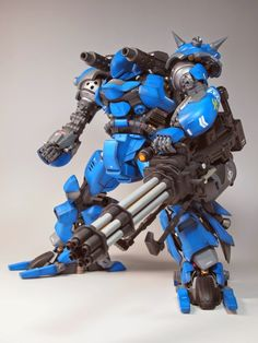 """MG 1/100 Kampfer """"Orazaku"""" Custom Build  by itto   Amazing modification. I like the new looks of this Kampfer specially the head part of it!..."""