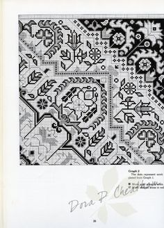 Gallery.ru / Фото #42 - Needlepoint Designs from Oriental Rugs - Dora2012