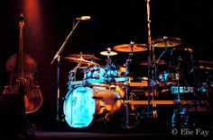 my live jazz/rock kit copyright: elie fay / thx for this great pic
