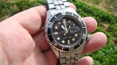SEIKO Diver's Watch from the late 1980s