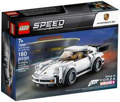 75895 1974 Porsche 911 Turbo Today's post is about LEGO. Specifically, the Speed Champions 75895 1974 Porsche 911 Turbo t. Lego 4, Lego Auto, Carros Porsche, Porsche Sportwagen, Toy Model Cars, Model Cars Kits, Porsche 911 Turbo, Lego Speed Champions Porsche, Shop Lego