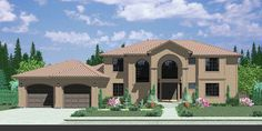 Spanish style House Plans, Spanish Home Style Designs basement in spanish - Basement