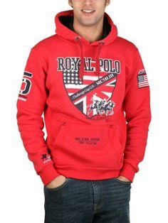#Geographical_Norway #červená ##stylové #oblečení #Pánské #mikiny #akce
