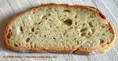 Anschnitt 5-Minuten-Brot