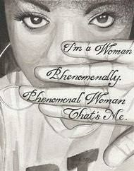 Phenomenal Woman by Maya Angelou Art Black Love, Black Girl Art, My Black Is Beautiful, Black Girl Magic, Art Girl, Just In Case, Just For You, Natural Hair Art, By Any Means Necessary