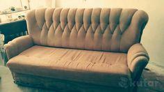 Диван-кровать+ кресло