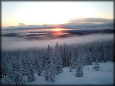 US Forest Service  Pacific Northwest Rental Program  -View from Clear Lake Lookout