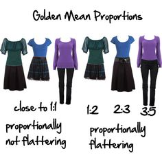 """Golden Mean Proportions"" by imogenl on Polyvore"
