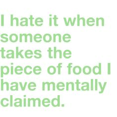 Haha! Seriously. Happens all the time.