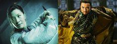 M.A.A.C. – MICHELLE YEOH & COLLIN CHOU To Star In Fantasy Epic NEZHA