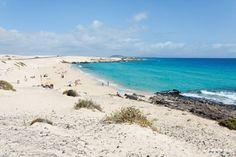 Plage à Fuerteventura - Canaries