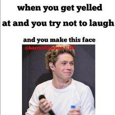 HAHA Niall