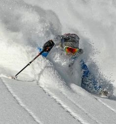 Dreams are made of this... #Skiing #Ski #Winter #Snow #Powder Re-pinned by www.avacationrental4me.com