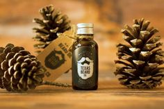 For Josh- All Natural Man Made Beard Oil with a Cedarwood and Pine needle scent