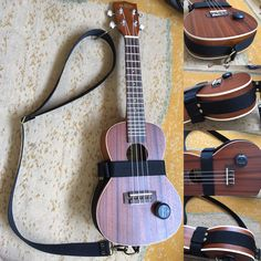 H a r i n a p a n a diy ukulele strap the adhesive hooks are ukulele strap diy solutioingenieria Image collections