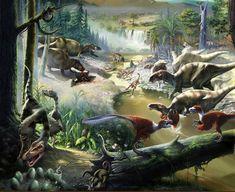 Olivier-Marc Nadel - Dinosaurs