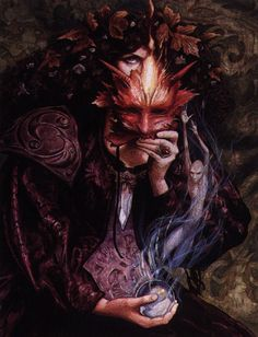 brian froud fairy images | Fairies - Brian Froud - Magical Creatures Photo (7834101) - Fanpop ...