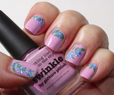 Flowers for Twinkle - fixing a skin tone clash