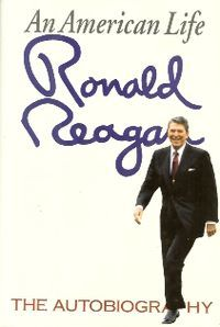 An American Life, by Ronald Reagan.