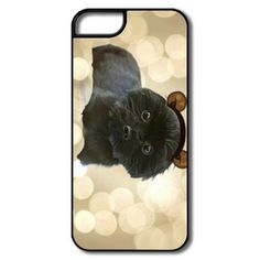 Lovely Black Dog Plastic Case For Iphone5 5s Printing-Case & Cover Cases and More than 80 thousands of design ideas online,  http://hicustom.net/ Find t-shirt and easily custom your own t-shirts .No Minimums, and Free Shipping.