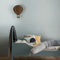 Ferm living confetti behang mint 175 - Ferm