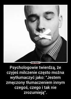 Psychologowie twierdzą, że czyjeś milczenie… » Bezuzyteczna.pl- Codzienna dawka wiedzy bezuzytecznej