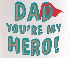 Happy Father's Day! :)