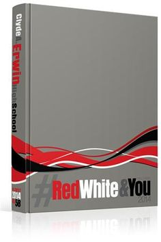 #RedWhite&You Potential Pasco yearbook themes 2015 | Check out the 2014 Hillcrest theme and design: