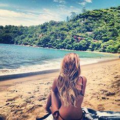 Beach again...